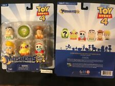 *NEW* TOY STORY 4- complete  6 piece  mashems-fashems set -Awesome Gift !!!