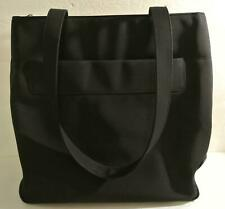Rare FOSSIL Large BLACK TOTE Hand Shoulder Bag Handbag Purse Work Laptop Travel