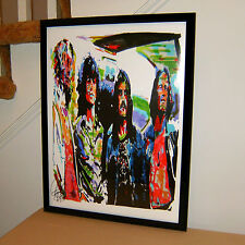 Led Zeppelin, Robert Plant/Jimmy Page/John Paul Jones/John Bonham POSTER w/COA 3