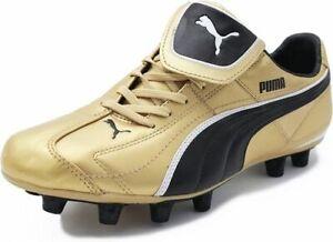 Puma LIGA XL I FG gold-black
