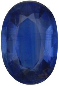 Natural Fine Blue Kyanite - Oval - Nepal - AAA Grade - Top Blue Sapphire Color