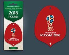 Fifa World CUP Russia 2018, football, Hanging Car & Home Air Freshener, souvenir