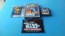 Jeu Atari 2600 Star Wars The Empire Strikes Back Parker complet