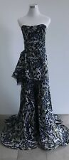 Irina Shabayeva Butterfly Dress Gown Custom Hand Made Project Runway