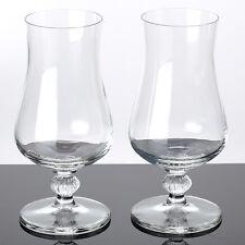 2 Biertulpen Pilstulpen Biergläser Veba Julia Glas Gläser 15,5 cm Vintage