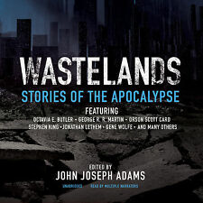 Wastelands: Stories of the Apocalypse Audio CD – May 6, 2014 by John Joseph Ada
