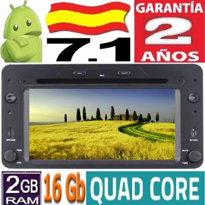 ANDROID 7.1 ALFA ROMEO SPIDER BRERA 159 SPORTWAGON RADIO COCHE DVD GPS USB CAR