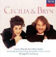 "CECILIA BARTOLI/BRYN TERFEL ""DUETS"" CD NEW!"