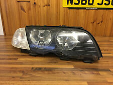 BMW E46 3 Series Drivers OS RIGHT Prefacelift Headlight - saloon/touring