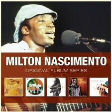 MILTON NASCIMENTO - ORIGINAL ALBUM SERIES 5 CD LATIN POP NEU