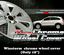 "Chevrolet  Winstorm (2006~2013) 18""  Chrome  Wheel  skin  Cover  NEW"