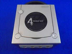 gamecube CONSOLE *PAL* VERSION Resident Evil 4 Edition Replacement Only NINTENDO