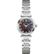 Relojes de pulsera Bulova Quartz de acero inoxidable