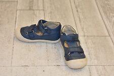 **Naturino Hook & Loop Sneaker Sandals, Toddler Size 5, Navy