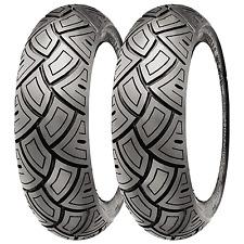 Coppia gomme pneumatici Pirelli SL 38 Unico 100/80-10 53L 130/70-10 59L