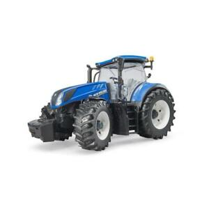 Bruder 03120 - New Holland T7.315 Tractor - Scale 1:16 Made in Germany