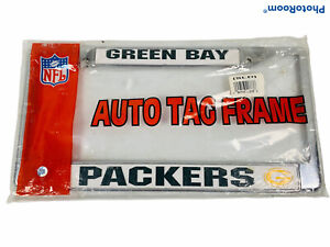 🔥 NFL Green Bay Packers • Metal License Plate • New