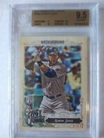 2017 Topps Gypsy Queen Aaron Judge RC Rookie BGS 9.5 Gem Mint New York Yankees