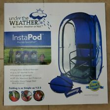 Under The Weather Instapod Pop-up Tent Shade Sports Camping Outdoor Pod Aal1