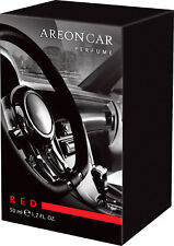 Air Freshener Areon Lux Perfume Red Line 50ml. Air Freshener Car Scent Perfume