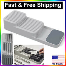 Kitchen Drawer Organizer - Kitchen Knife Organizer - Kitchen Knife Storage - New