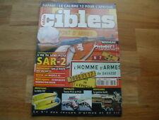 CIBLES n° 377 - FUSIL SAR 2 - TAURUS PT22 & PT25 - PM UD -LA GAMME KORTH