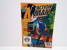 VINTAGE RARE ACTION MAN 1995 1st ISSUE COMIC WITH FREE GIFT MINT (AM300)