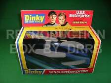 Dinky #358 U.S.S. Enterprise - Reproduction Box by DRRB