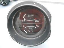 240z 260Z 280Z Datsun 240 260 280 Z Nissan Gauge Oil Press Temp Pressure