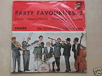 "Party Favoriti 2 The Dutch Swing College Band 7 "" S417"
