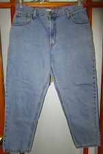 Levi's 550 Relaxed Tapered Jeans Women's 14S High Waist