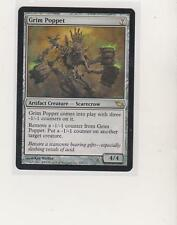 MTG Magic the Gathering Shadowmoor 1x Grim Poppet Artifact *NM/MINT