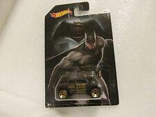 HOT WHEELS BATMAN SUPERMAN 2/7 ROCKSTER NEW ON CARD