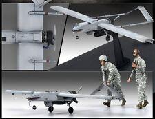 Academy 1/35 US ARMY RQ-7B UAV Aero Plastic Model Kit Cartograf Decal Gift 12117