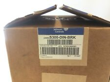 JOHNSON CONTROLS S300-DIN-BRK (BRAND NEW - Surplus Stock - Original Packaging)