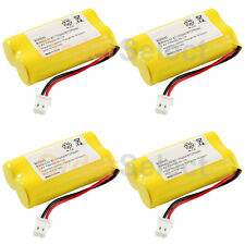 4 NEW Baby Monitor Battery for Sony BP-TR10 BPTR10 BP-T51 BPT51 NTM-910 NTM910