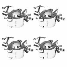 Global Truss Coupler Clamp Heavy Duty Clamp With Half Coupler 4 Pack