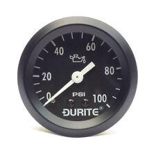 Ref: 53316 - Oil Pressure Gauge.