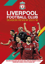 Liverpool FC: End of Season Review 2017/2018 DVD (2018) Liverpool FC ***NEW***