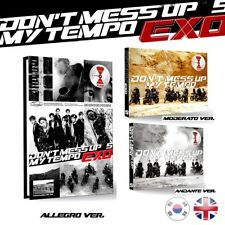 [NEW + SEALED!] EXO 5th Album - Don't Mess Up My Tempo SM Kpop K-pop UK