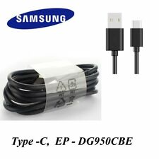 Original Samsung Fast charger Type C Data Sync cable cord for Galaxy S8 S8 plus