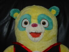 Official Disney Store Original Large Special Agent Oso plush Toy with stamp