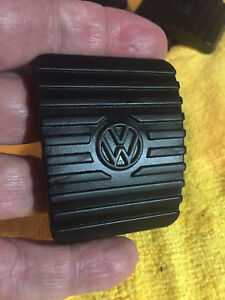VW Pedal Pads NOS  ALL BUGS 75-79 BEETLES-SUPERS NEW 2PCS  Also Fit 1950-1979