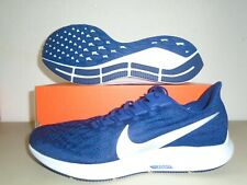 New Nike Air Zoom Pegasus 36 Blue Void Running Shoes sz 11.5