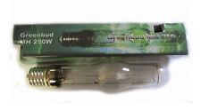 250w metallo Lampada a vapore greenbud/MH 250 Watt Grow è cresciuto