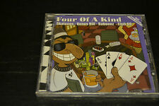 Skatoons/Vénus Hill/badoonz/Club 99-Four Of A Kind-CD