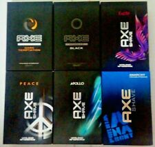 AXE AFTER SHAVE MEN VARIOUS FRAGRANCES 100ML / 3.4FL. OZ NEW WITH BOX US