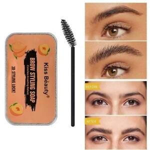 Eyebrows Soap Wax Gel Brow Styling Long Lasting Makeup Shaping Tools 2021 G0F0