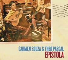 Carmen Souza-Epistola-CD