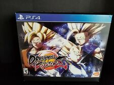 PS4 Dragon ball Fighter Z collectorz Ultimate Edition Collector's FIGHTERZ PS4